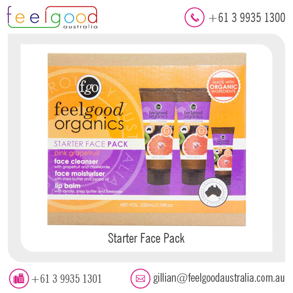 Premium Quality Face Pack for Different Types of Skin