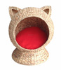Vietnam crafts Water Hyacinth or Seagrass HOT PRODUCTS -Water hyacinth beautyful Cat house, Cat pet, Dog House & Dog Bed.