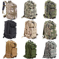 Camo Backpack army bags jungle bag custom bags