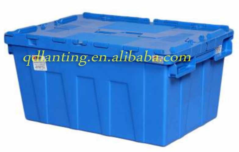 Hot sale plastic security distribution boxes/container