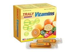 TRALY VITAMINS-Providing the neccessary vitamins