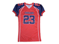 Custom sublimated american football jersey