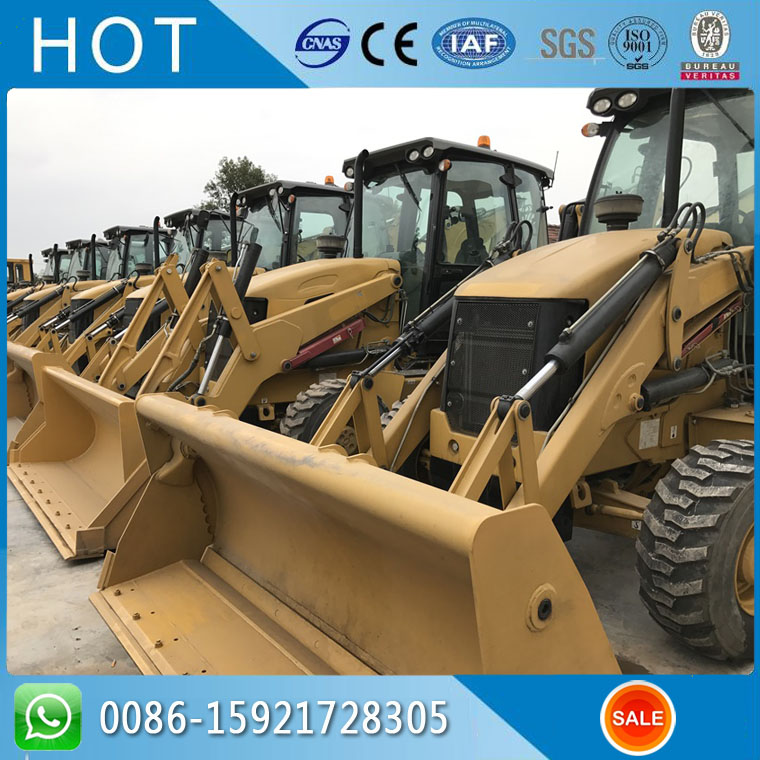 Made in Japan , 420 420F 430 430F Cheap Price Used Caterpillar Loader Backhoe