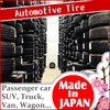 Driving pleasure and long life inflatable michelin tire with comfortable driving made in Japan