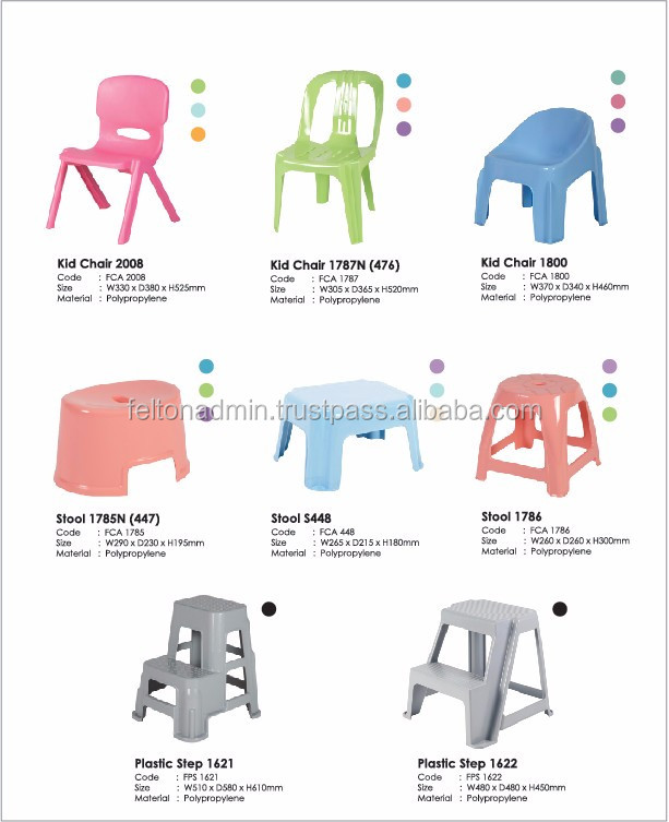 Kid Chair 2008