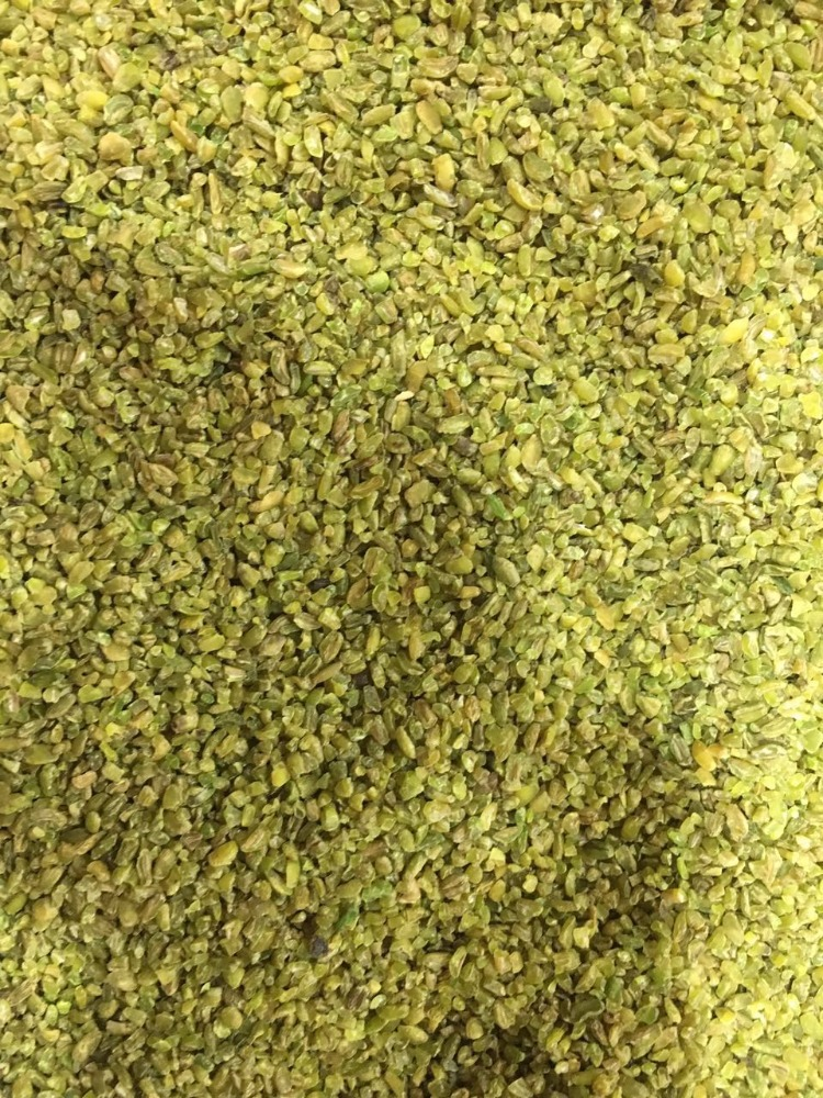 Egyptian wheat germ Freekeh grits grains 99% min produced in ISO 22000 factory