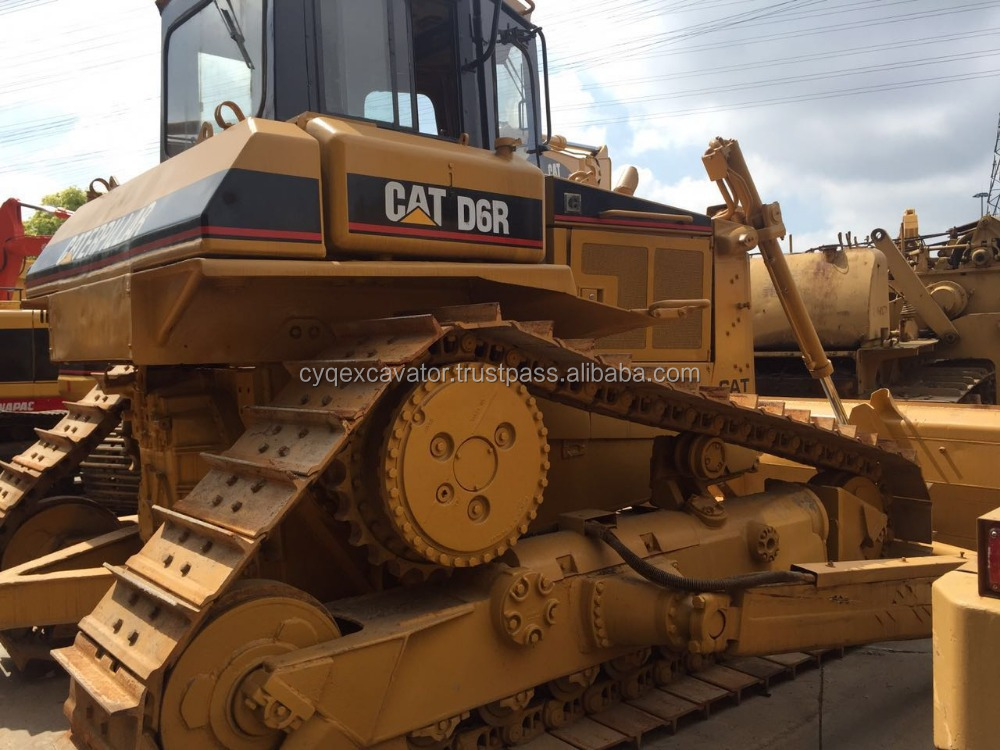 Offer Used CAT D6R LGP bulldozer, used dozer Caterpillar D6R for sale (whatsapp:0086-15800802908)