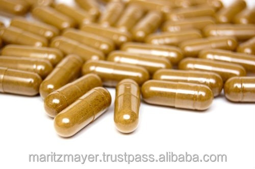 Private Label Supplement Turmeric Curcumin Capsules