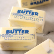 Pure Unsalted Butter 82% fat, unsalted butter 25kg, unsalted cow butter for sale