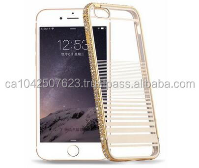 Mobile Bumper Case with the Diamond Design Luxury Case