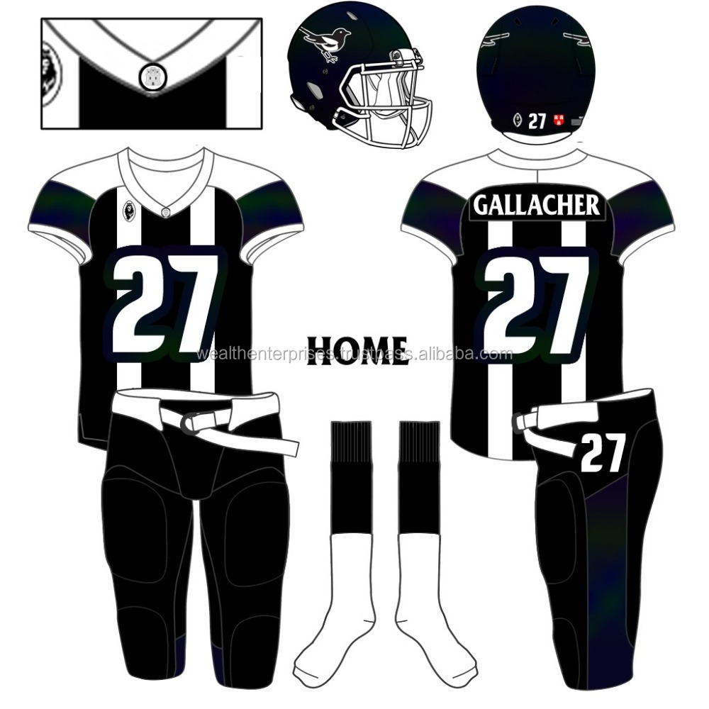 youth american football uniform/custom youth american football uniform/Stylish youth american football uniform