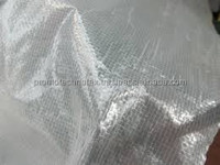 Transparent, mirror like and crystal clear Polypropylene bags used for packaging sugar,flour etc.