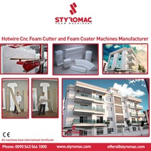 3d hot wire cnc foam cutter