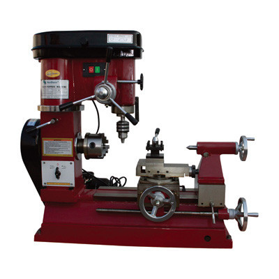 Northern Industrial Lathe Milling and Drilling Machine Combo - 1/2 HP