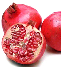 Fresh Pomegranate 2016 Season