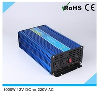 1000W/2000W pure sine wave car power inverter