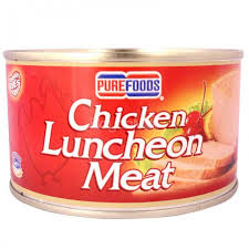 Halal Canned Beef / Chicken Luncheon Meat