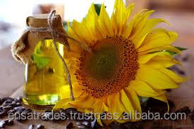 first grade refined Ukraine sunflower oil for cooking