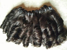 Hair Ocean Wave 100% Human Hair Weft Natural Black 100% Unprocessed Hair Extensions