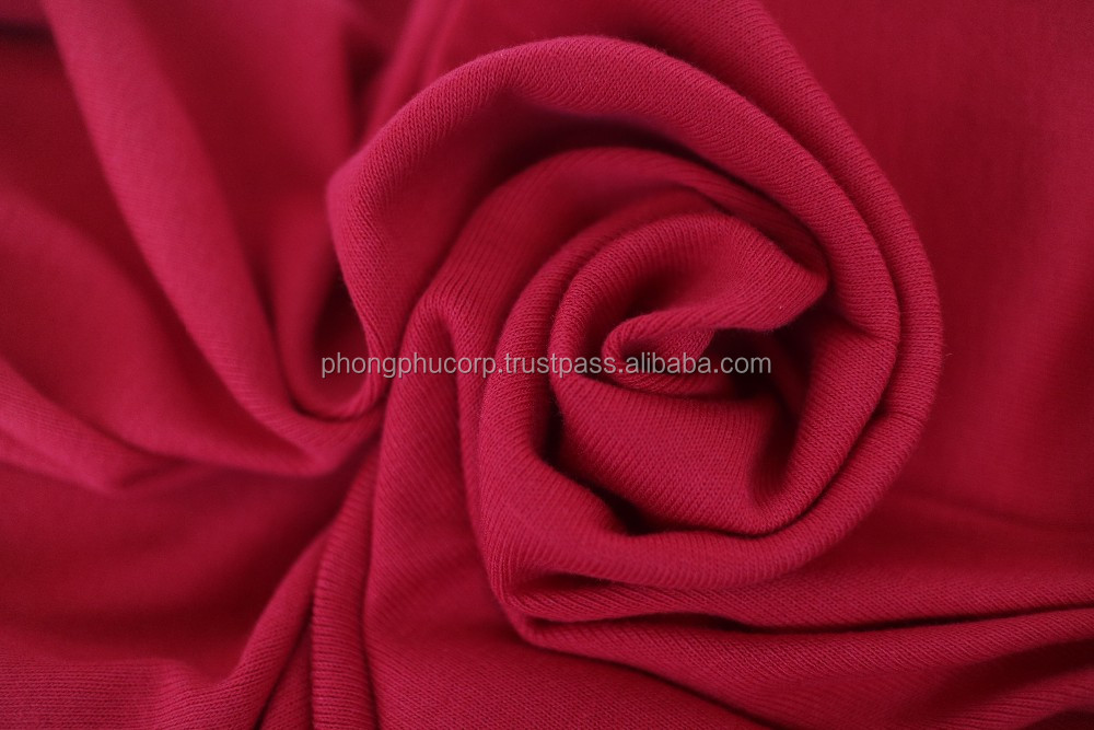 R049 100% Cotton Rib Knitting Fabric