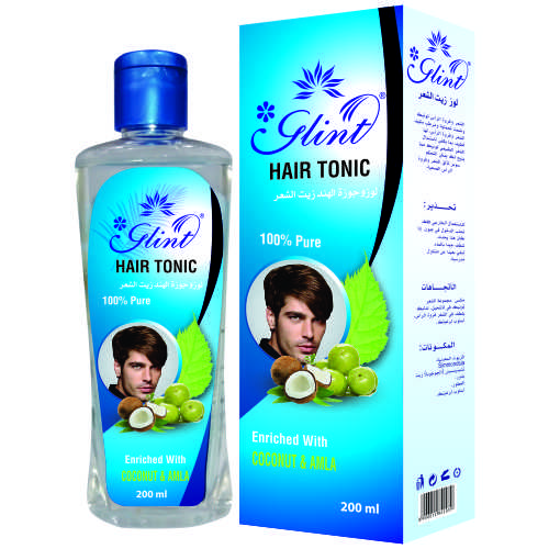 Glint Hair Tonic with Coconut and Amla