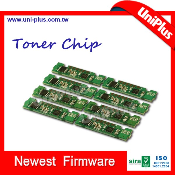 New firmware chip for samsung clt-404 chip toner cartridge SL c430 c480