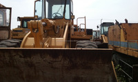 Wheel Loader 950E CAT used good engine and quality guaranteed, also used CAT 966E, 966F, 950F for sale