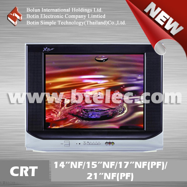 thailand market reasonable price cheap 21 inch crt color tv