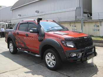 2016 Ford Ranger Wildtrak 3.2L 4WD AT Pickup Truck