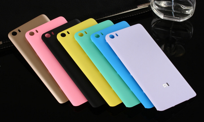 New Original Housing Battery Back Cover Case Rear Shell for Xiaomi Mi 5 Mi5
