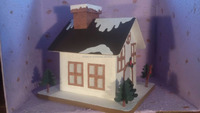 Paper House Miniature