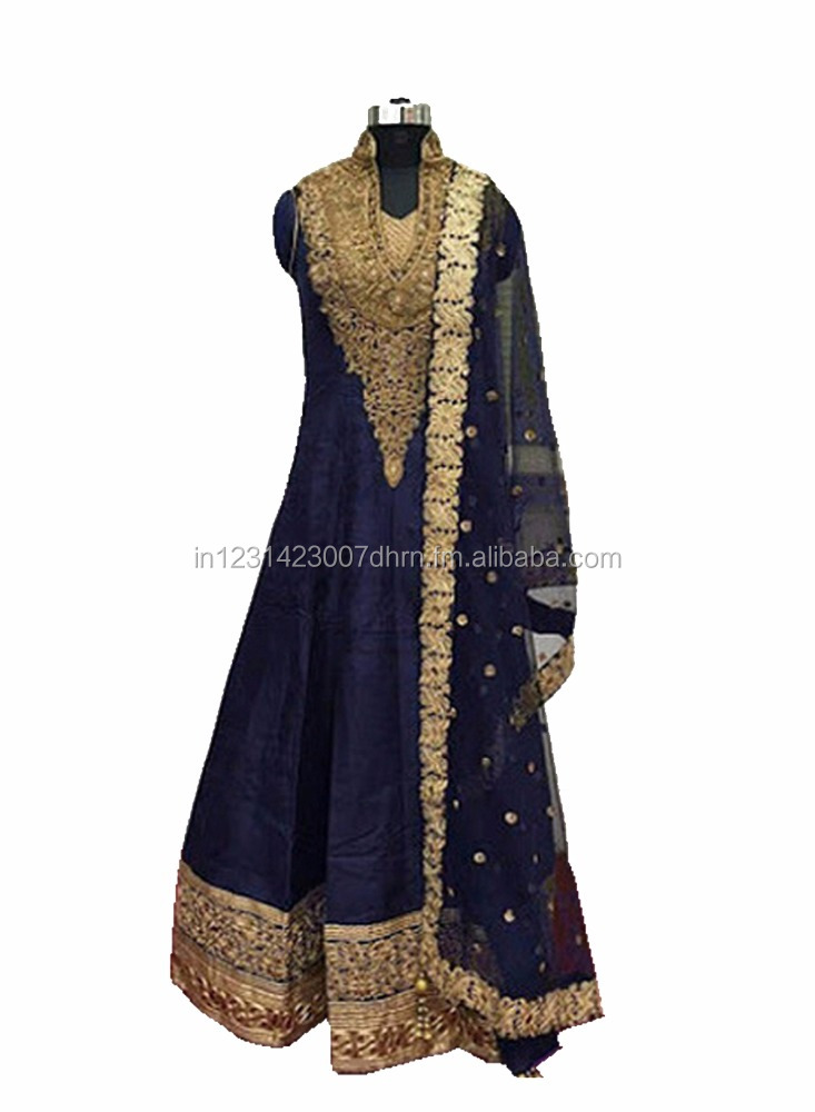 new Ladies salwar suit design in boutique collection for girls and women