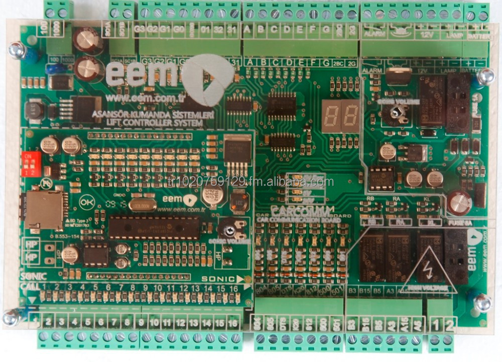 Carcomm Serial Communication Boards