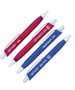 Plastic Ball Pens with Company Name & Logo Print