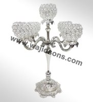 Crystal Candelabra High Quality light made by Wajidsons Corporation
