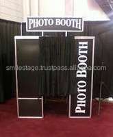 Wholesale passport photo booth/pipe and drape stands