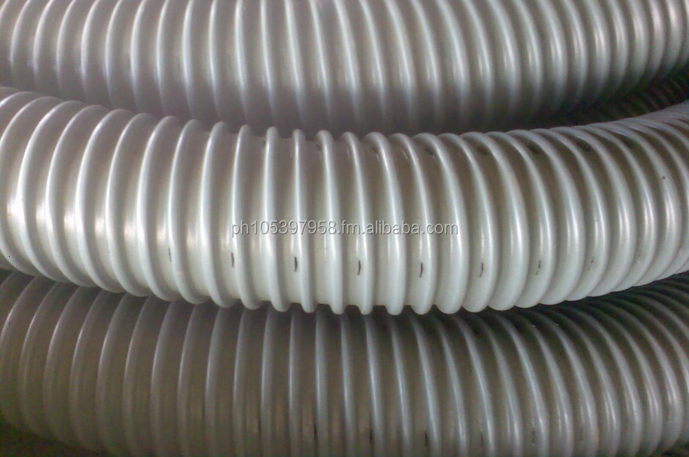 FLEXCON HDPE PERFORATED COIL DRAINAGE PIPE
