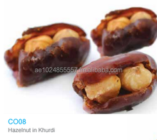 Hazelnut Dates