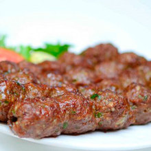 Halal Beef Seekh Kebab, (Cooked, Ready to Heat & Eat)
