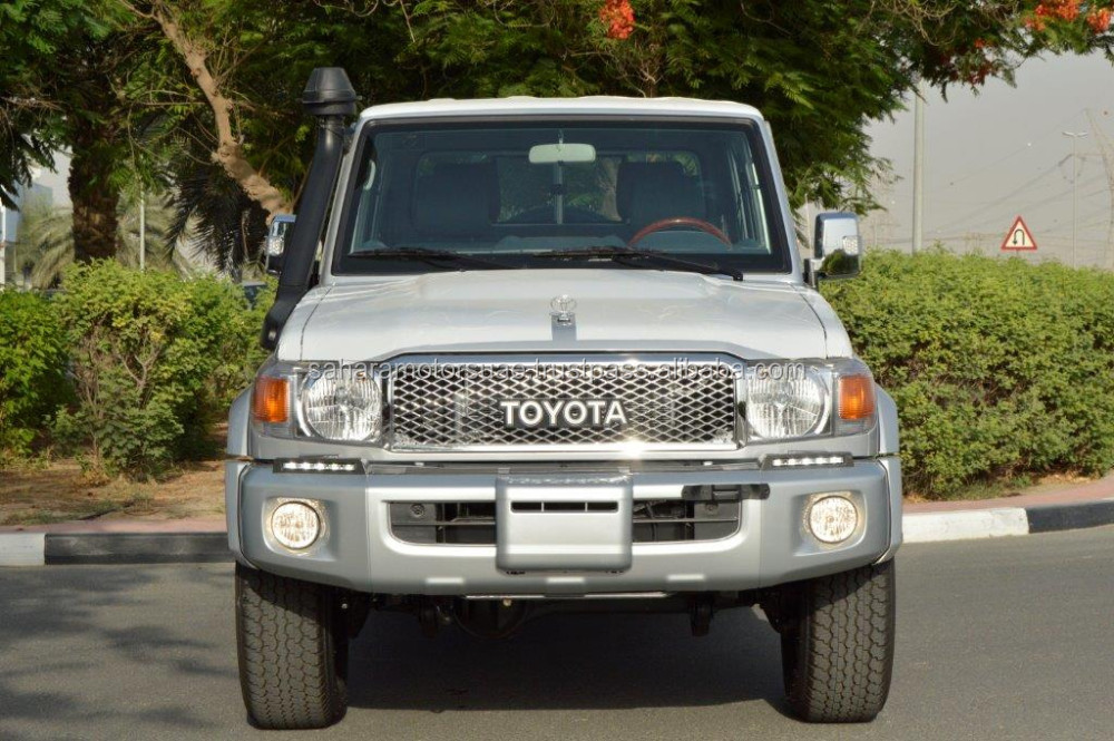 Pickup Toyota Land Cruiser Double Cabin View Double Cabin