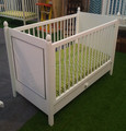 Solid Wooden Baby Cot from Malaysia