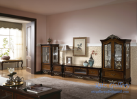 Belladona Cabinet set antique color