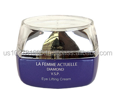 Eye Lifting Cream. La Femme Diamond/Vtamin A, C& E/Caffeine/Avocado Eye Cream, Organic, Made in USA
