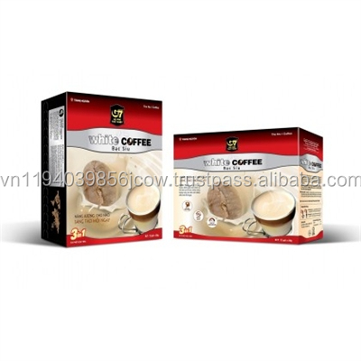 G7 white instant coffee 12 boxes x 12 sachets x 20gr