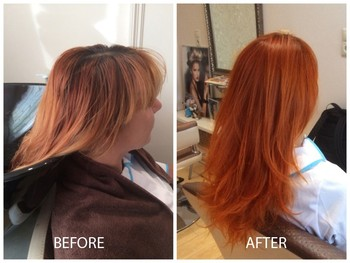 100% Chemical Free Hair Color Henna