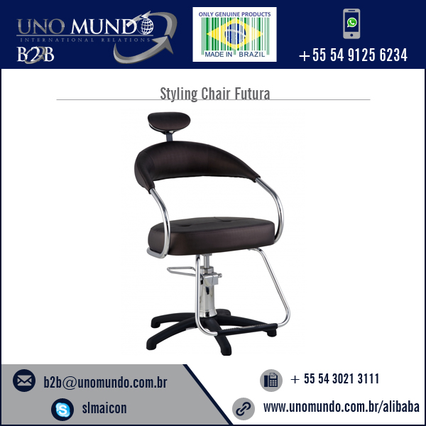 Wide Offering of Styling Barber Chairs in Range of Colours