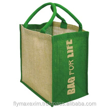 Extra Large Jute Tote