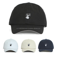 [NN041-NN044] SMALL HEART korean lovely gesture logo baseball cap trendy design cap strap back