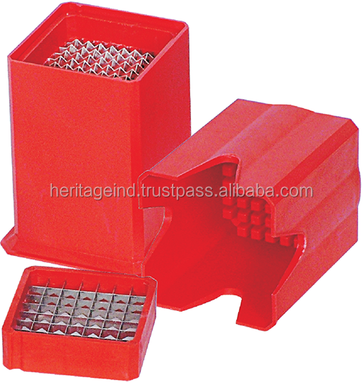 Potato Cutter With Stainless Steel Blade
