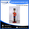 Toy Soldier 6.5ft with Baton - Traditional Christmas Decoration